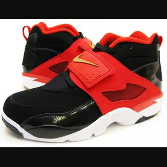 on sale 82445 37e5e Nike Air Diamond Turf Black Gamma Orange. M 5a6944709cc7ef927b5dc52c